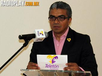 Lic. Jorge Alcántara Aguileta, Director del CRIT Sonora.