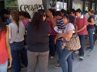 Del lunes 29 al miércoles 31 de julio deberán inscribirse los alumnos que obtuvieron su pase a CECyTES