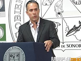 Carlos Navarro Sugich, Procurador de Justicia del Estado de Sonora.