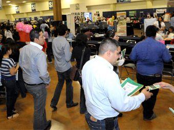 Ofrecen en Hermosillo casi 4 mil vacantes en Feria del Empleo