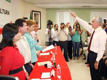 Asume Joaquín Robles Linares la Secretaría de Cultura del PRI en Sonora