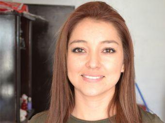 Vanessa, ya forma parte de Dossier Político Felicidades y suerte!