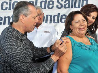 """Arranca en Sonora """"Semana de Salud para Gente Grande"""""""