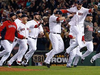 Boston vence a Cardenales 6-1 y es campeón de la Serie Mundial