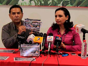 Lanza PRI en Sonora campaña de denuncia a funcionarios de Gobierno