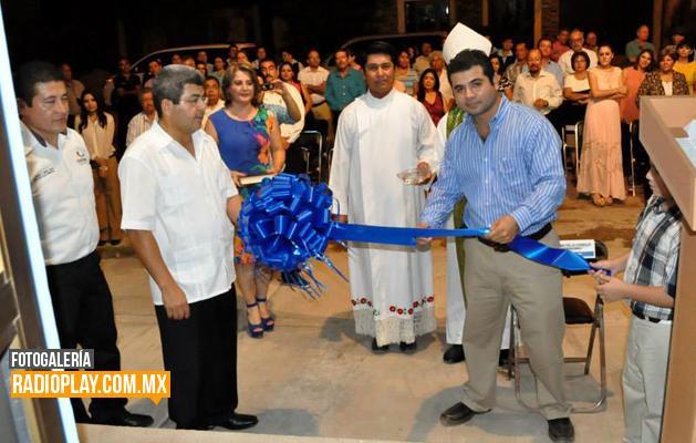 Inauguración de radiología y laboratorio CHSJ en Huatabampo