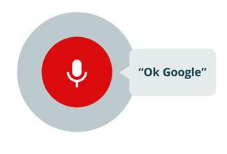 Chrome permite comunicarte con Google con manos libres