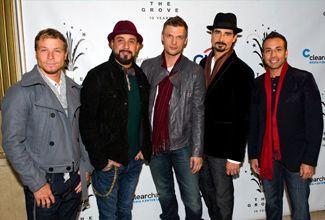 El camino ha sido más fácil para One Direction: Backstreet Boys
