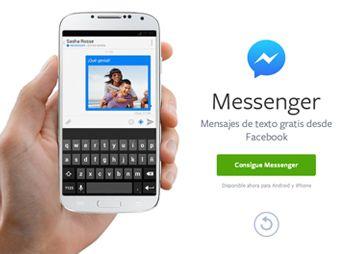 facebook, nueva versión, messenger, android, ios, app