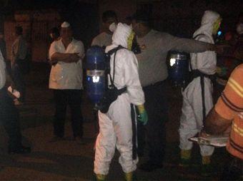 Inspecciona UEPC domicilio en Obregón donde murieron intoxicadas dos personas