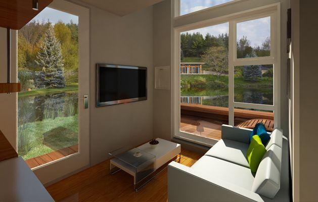 El futuro de la vivienda son ¿las micro-casas?