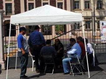 La Universidad de Sonora emitió hoy un comunicado donde señala que no existe fundamento legal que justifique el paro de actividades de este miércoles