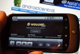 Winamp cerrará el próximo 20 de diciembre