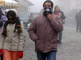 Alcanza Sonora temperatura mínima de -5°C