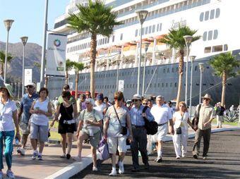Llegarán 13 cruceros a Guaymas el próximo año