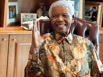 Muere Nelson Mandela