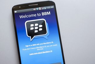 Ya podrás mandar mensajes de voz con BBM