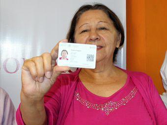 Emite Inapam 2 mil credenciales plastificadas en Sonora
