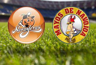 ¿En qué canal ver la final Naranjeros vs Mayos?