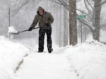 Enfrenta EU las temperaturas más frías de los últimos 20 años