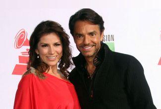 Eugenio Derbez y Alessandra Rosaldo esperan bebé