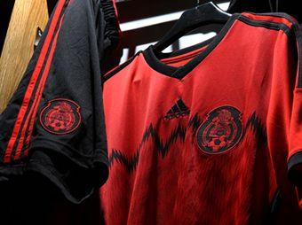 Causa polémica nuevo uniforme de la selección