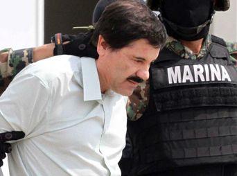 """Dictan formal prisión a Joaquín """"El Chapo"""" Guzmán"""