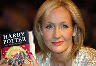 Escritora de Harry Potter dice no estar feliz con el final de la historia