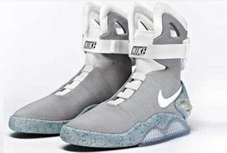 """Los tenis Nike de """"Volver al Futuro"""" listos para el 2015"""