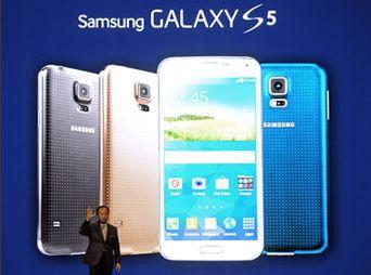 Presenta Samsung el nuevo Galaxy S5