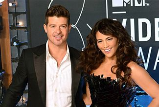 Robin Thicke y Paula Patton se divorcian
