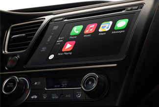 Apple presenta la plataforma CarPlay para automóviles