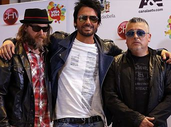 Dará concierto del reencuentro 'La Ley' en Hermosillo