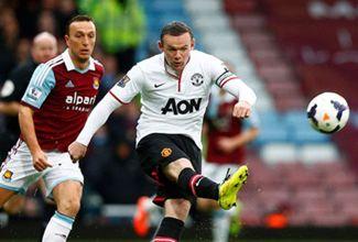 El gol de Rooney desde media cancha
