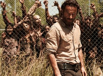 Este lunes llega el final de temporada de The Walking Dead