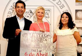 Presentan programa de actividades de las Fiestas de Caborca 2014