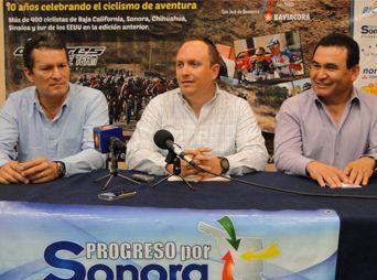 Realizarán Ruta Ciclista por el Río Sonora