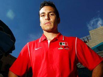 Termina Luis Rivera en séptimo lugar en mundial de atletismo