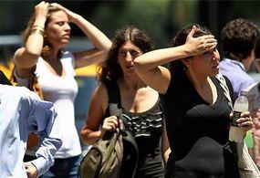 Alertan por nueva ola de calor en para Sonora