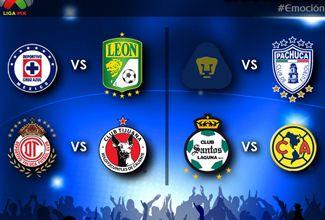 Así se jugará la liguilla del Torneo Clausura 2014