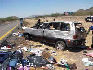 Deja Semana Santa en Sonora saldo de 17 muertos