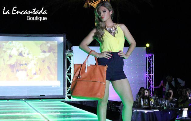 Presenta en Guaymas La Encantada Boutique su colección de Primavera-Verano