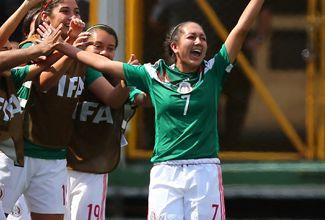 Gol de mexicana entre los 10 Mejores del Mundial Sub 17