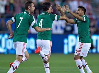 La Selección Mexicana viene de atrás y rescata el empate