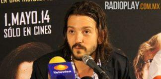 """Presenta Diego Luna película """"César Chávez"""" en Hermosillo"""