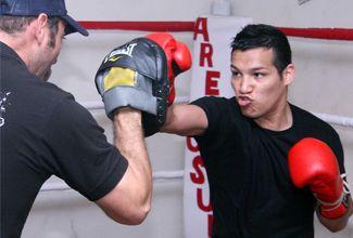 Buscará 'Tyson' pelea de campeonato el 14 de junio
