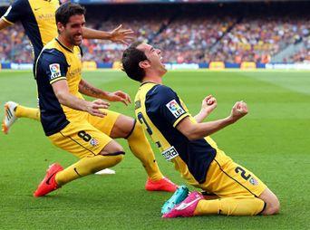 Después de 18 años, Atlético de Madrid es Campeón de la Liga Española