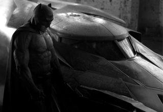 Publican primera foto de Ben Affleck como Batman