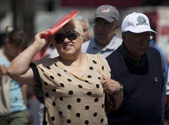 Registra Sonora 29 padecimientos por altas temperaturas