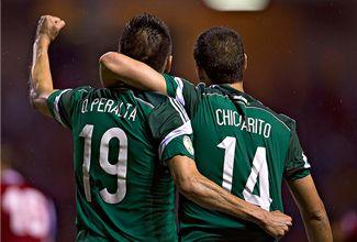 Reportan 'Chicharito' y Oribe Peralta a la Selección